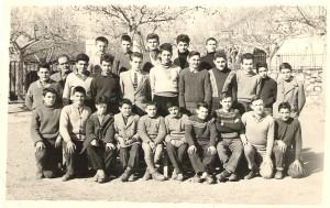 8 - Année 57-58 Mr Corrotti Classe de 5ème La Londe (01-02-58)(2)